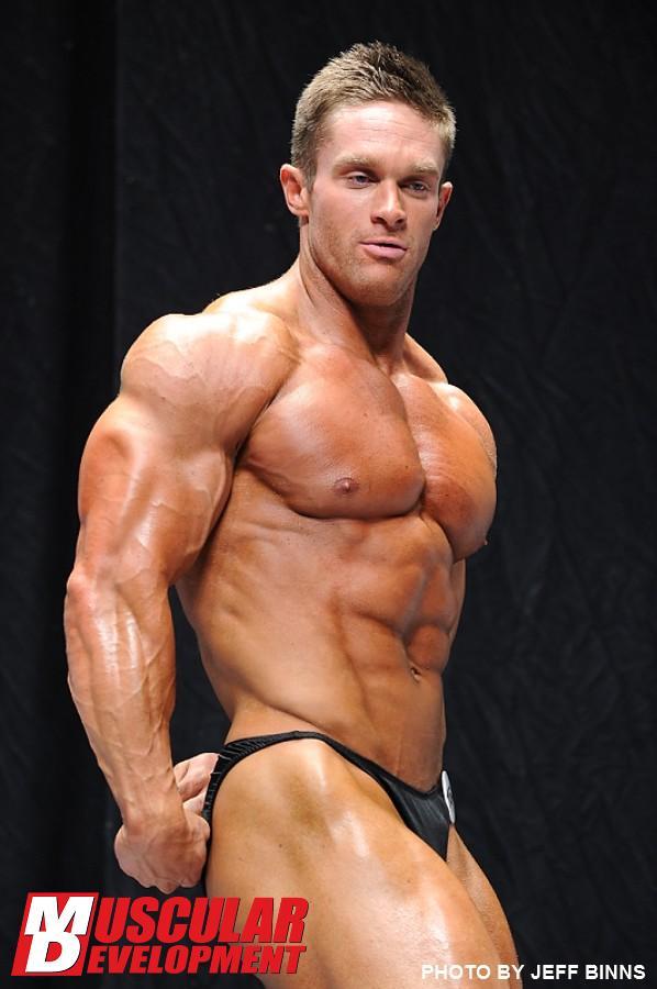 Derek Duszynski - 2012 NPC USA Championships