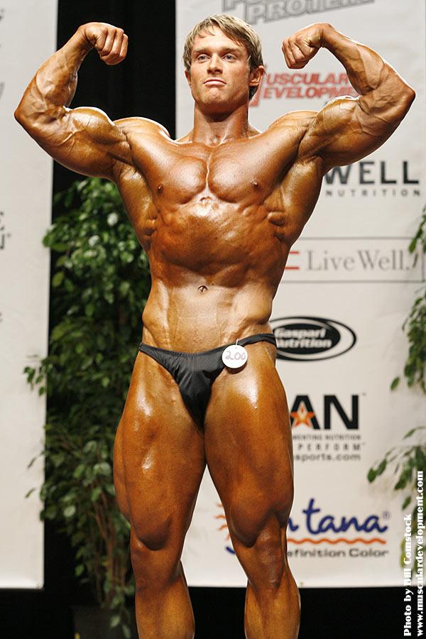 Derek Duszynski - 2008 NPC Los Angeles Bodybuilding Championships