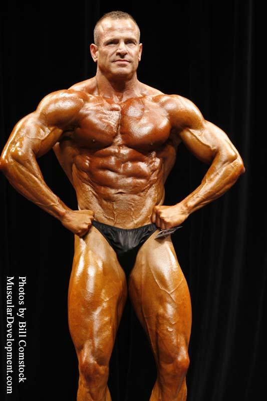 Bob Basile - 2008 Atlantic State Championships