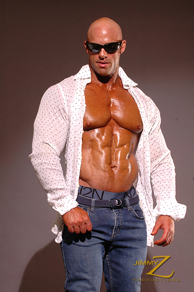 Bodybuilder Beautiful Peter Latz