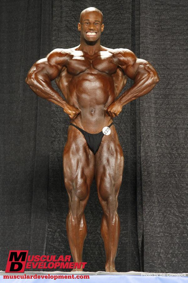 Stephen Frazier - 2008 NPC National Bodybuilding Championships