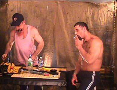 Smoking Hunks Karim
