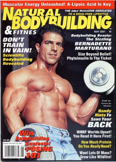 Natural Bodybuilding and Fitness, Volume 14 Number 2