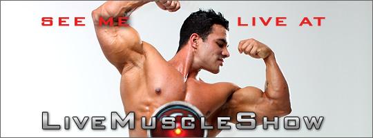 Live Muscle Show Enzo Pileri