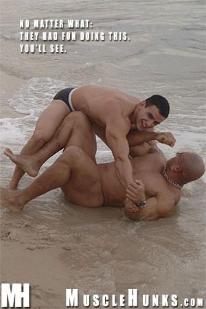 MuscleHunks Macho Nacho 62