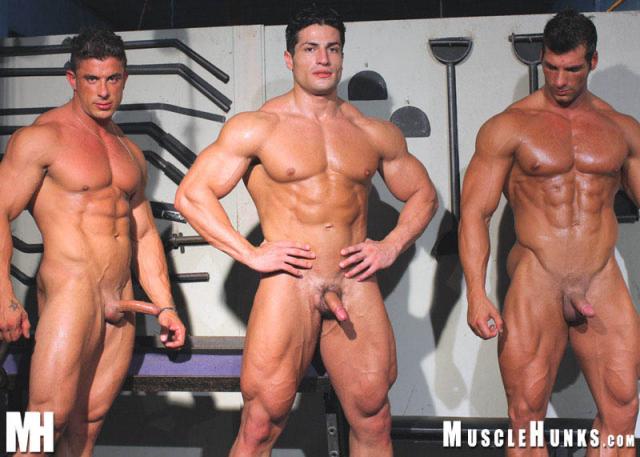 Amerigo Jackson, Tom Anderson, Macho Nacho & Jack Dreyfuss