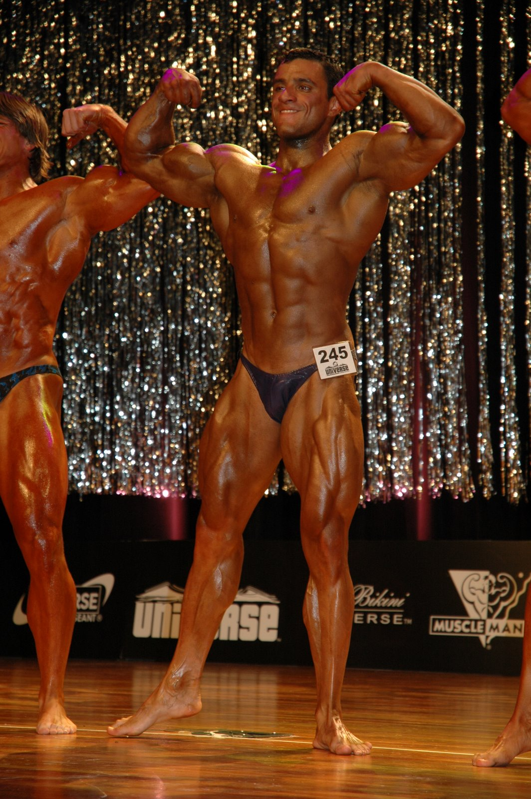 2006 Musclemania Superbody