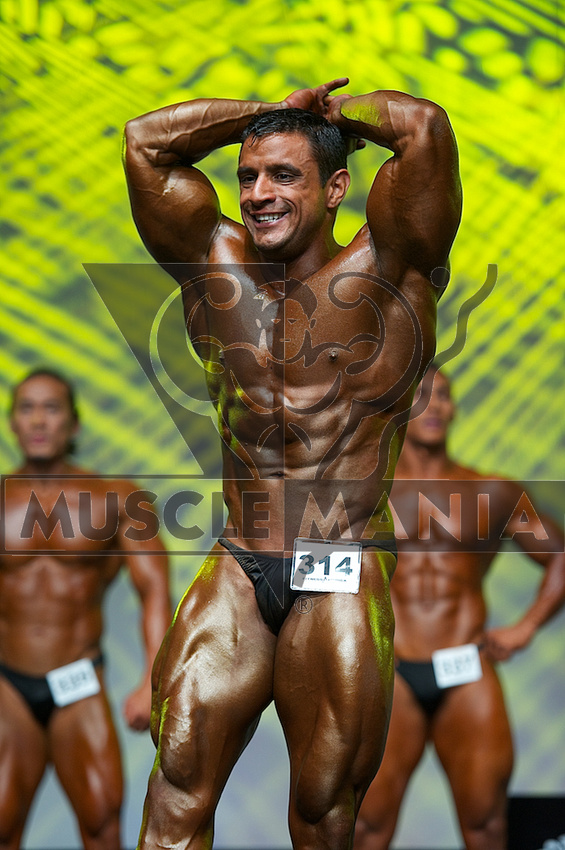 2010 Musclemania World
