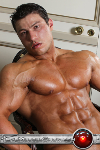 Live Muscle Show Boris Makov