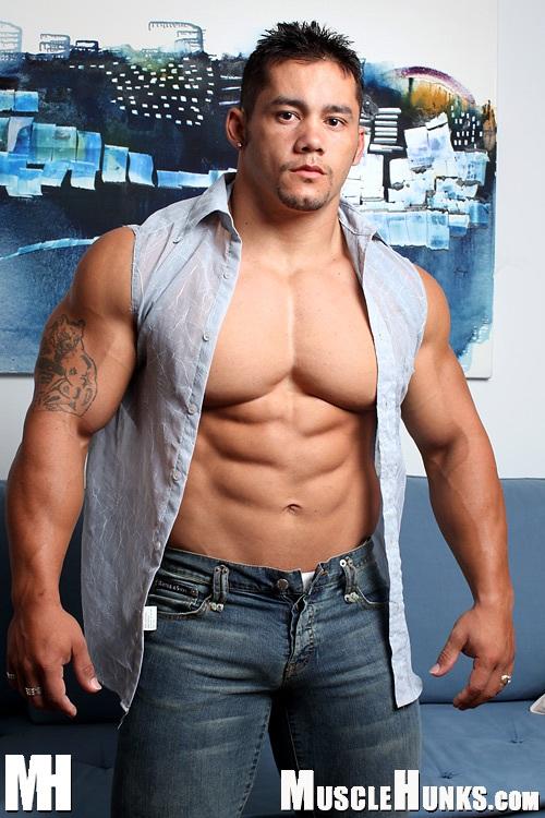 Bodybuilder Beautiful Profiles - Bill Baker