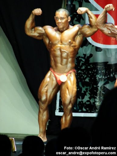 2009 IFBB South American Championships