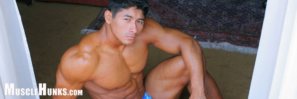 MuscleHunks Ko Ryu