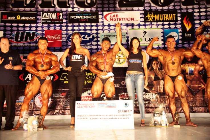 2011 Mister Peru