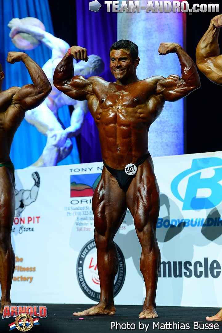 2014 Arnold Amateur