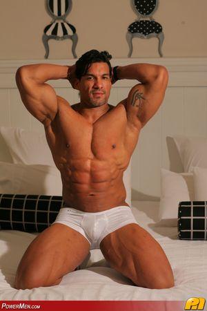 Powermen Raul Santos