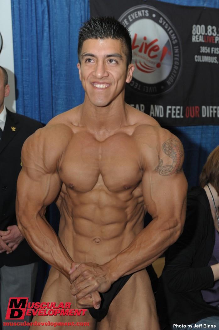 Hansel Correa - 2011 Arnold Amateur