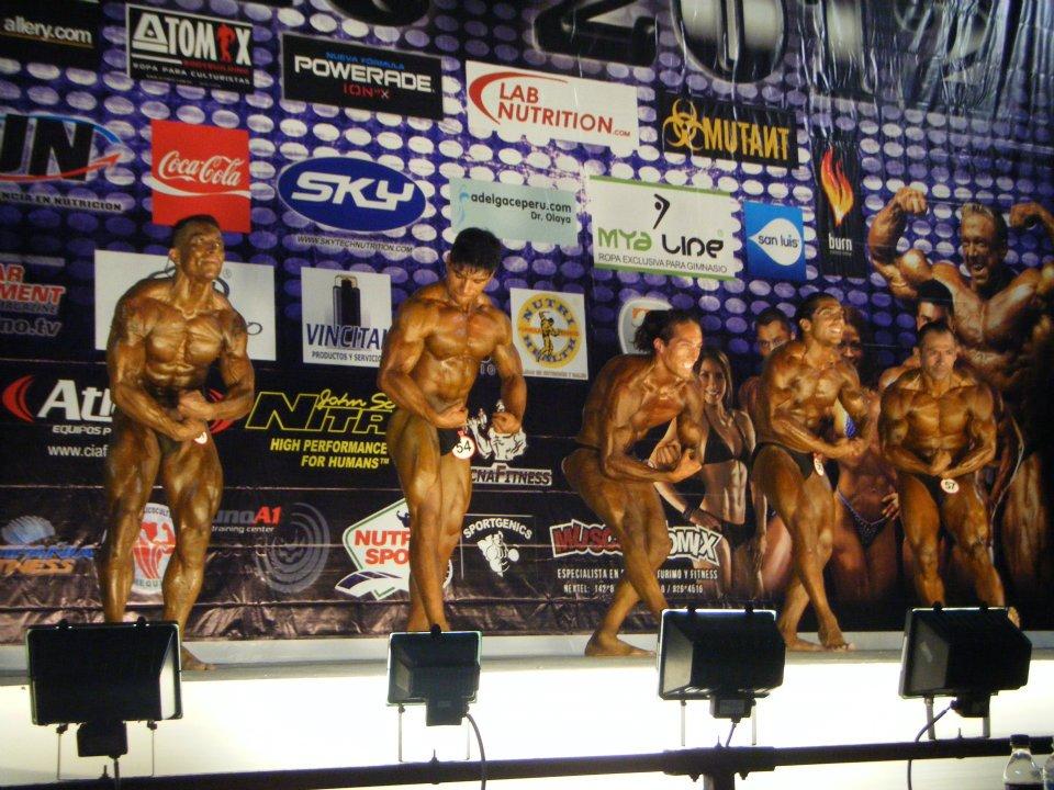 Mister Perú 2012
