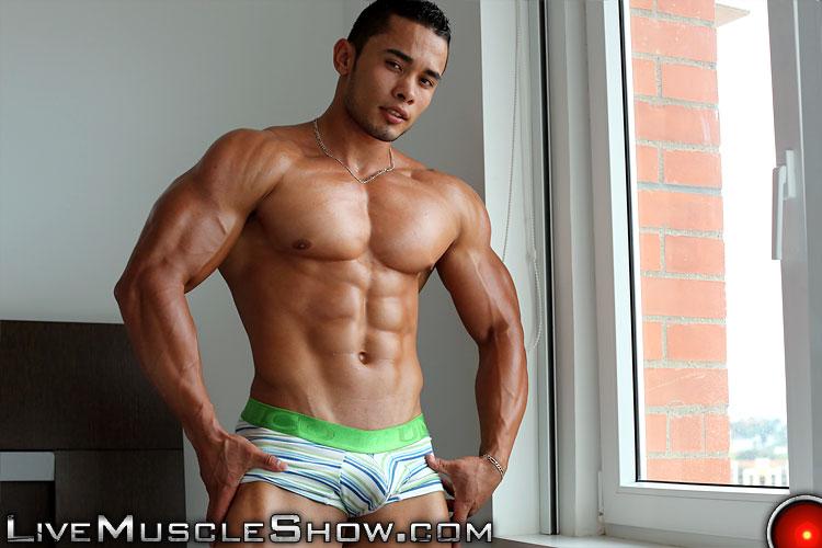 Live Muscle Show Urbano Vasco