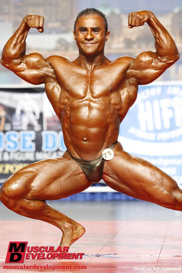 2009 Arnold Amateur