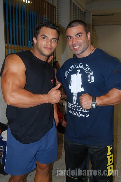Jardel and Eduardo