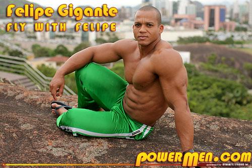 Powermen Felipe Gigante