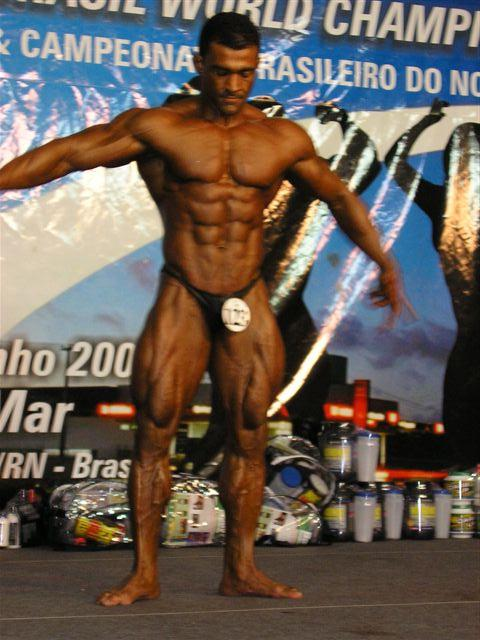 2005 NABBA World