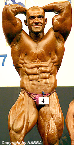 2007 NABBA World Championships