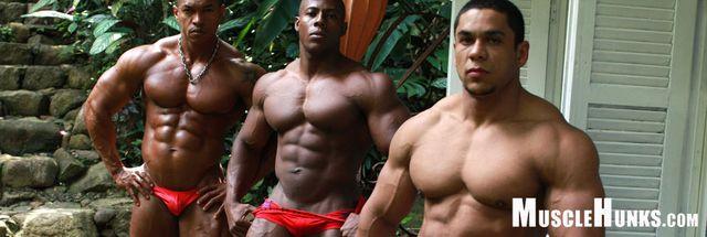 Orso Orfeo, Pablo Blades and Augusto Elia