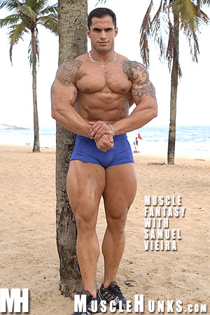 MuscleHunks Samuel Vieira