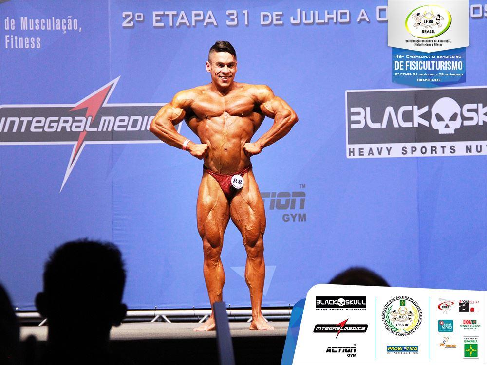 Campeonato Brasileiro de Fisiculturismo - IFBB Brasil 2015