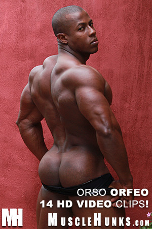 MuscleHunks Orso Orfeo