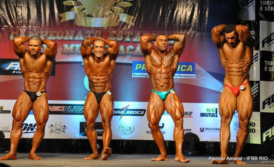 2014 Mr. Rio - IFBB-Rio