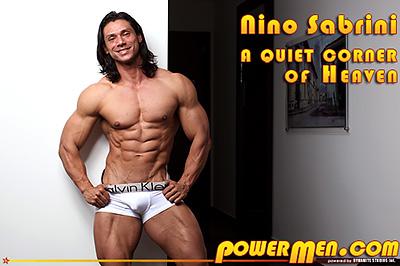 PowerMen Nino Sabrini