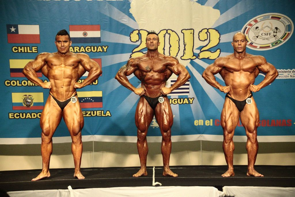 IFBB South American Championships
