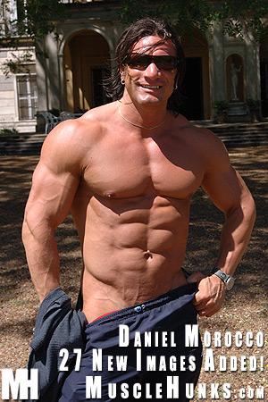 Daniel Morocco in Palacio Musculoso 02