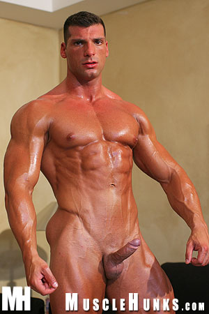 MuscleHunks Tom Anderson