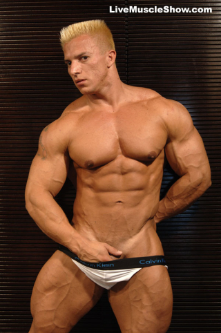 Live Muscle Show Papi Palermo