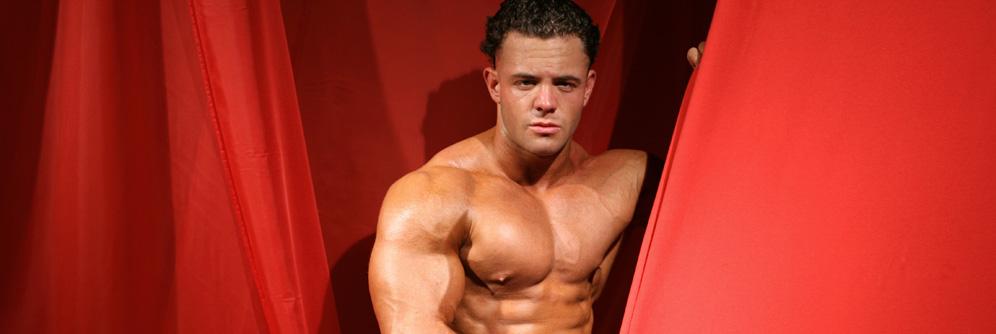 MuscleHunks Adam Reich