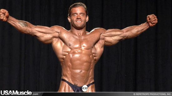 Adam Reich - 2012 NPC Junior Nationals Mens Bodybuilding & Physique Finals
