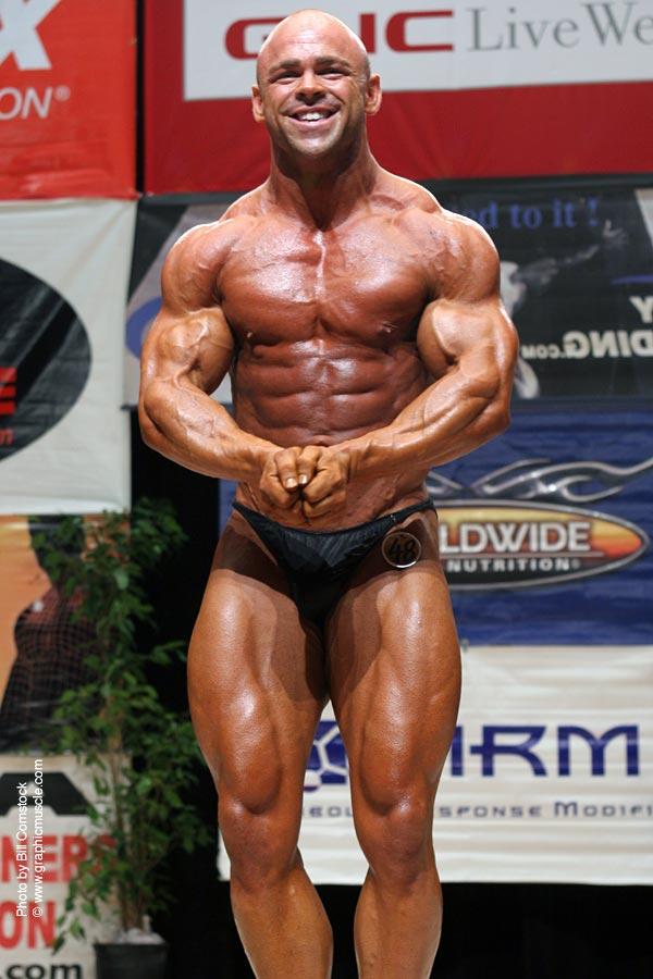 Bodybuilder Beautiful: Trent Fosters