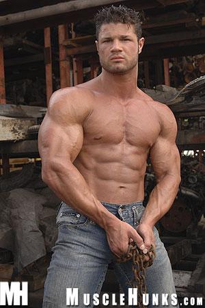 MuscleHunks Kurt Beckmann