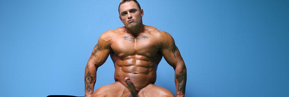 MuscleHunks Jackson Gunn