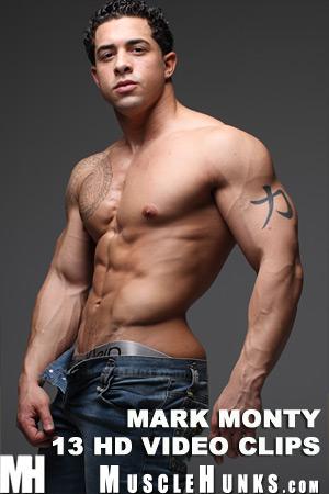 MuscleHunks Mark Monty