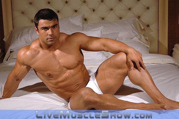 LiveMuscleShow Eduardo Correa