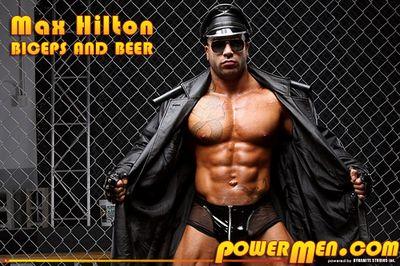 PowerMen Max Hilton