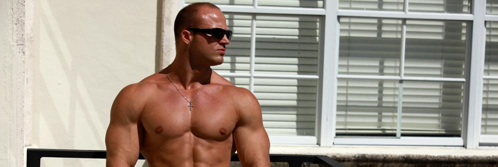 MuscleHunks Kyle Stevens