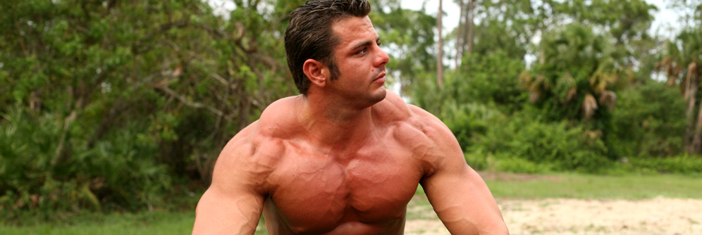 MuscleHunks Frank Defeo