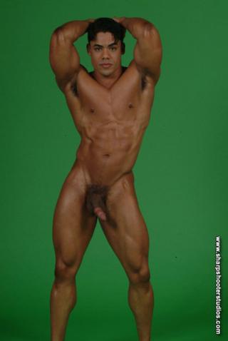 Sharpshooter Studios Muscle Impossible Jamie Lee 0015