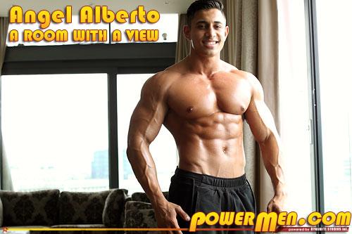 PowerMen Angel Alberto