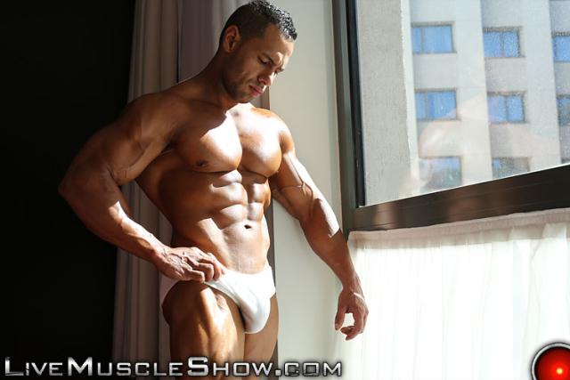 Live Muscle Show Cosmo Babu
